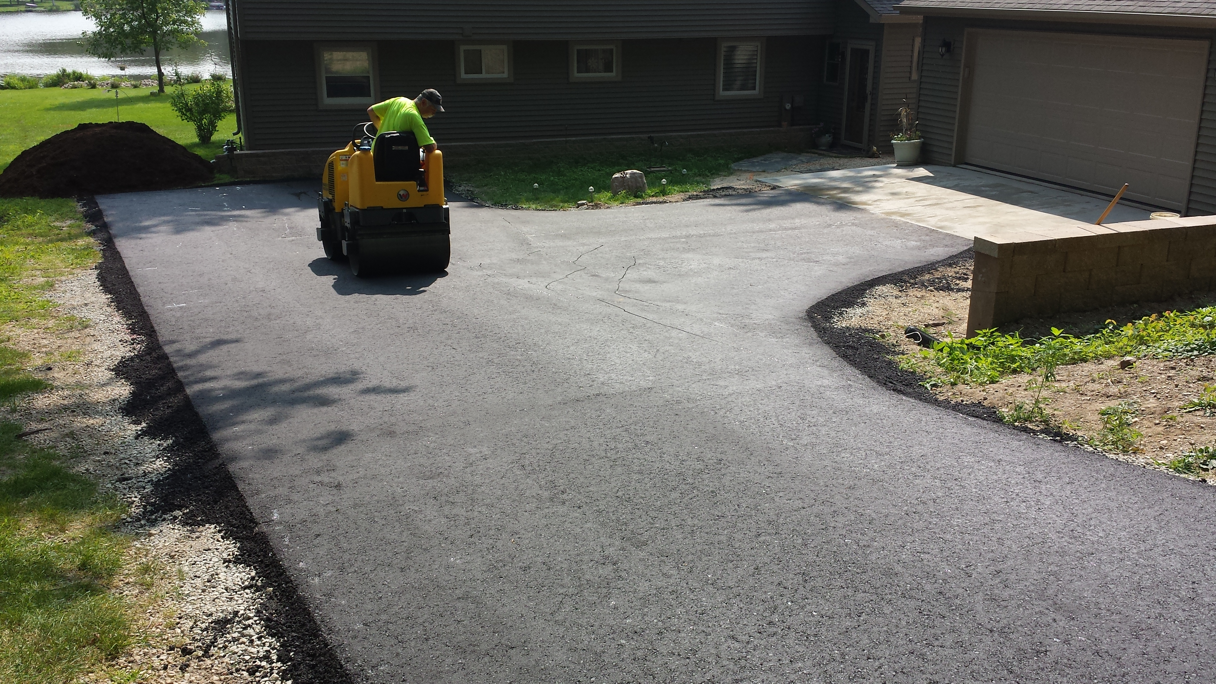 Residential Asphalt Paving Services – United Paving Company